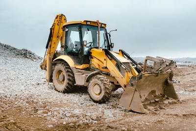 What is a Backhoe?