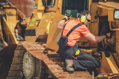 What to Look for When Inspecting a Dozer?