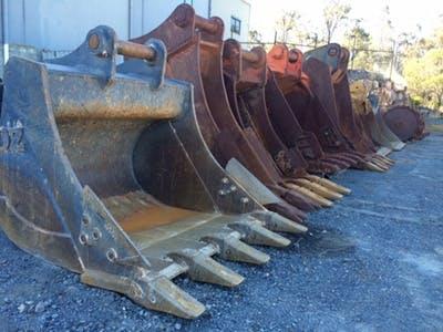 Common Digger & Excavator Attachments