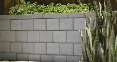 A step-by-step guide to building a retaining wall