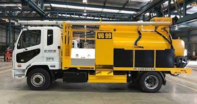 3000L Vac-U-Digga Vacuum Excavation Truck Review & Specs