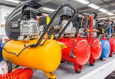 Top 10 Uses of Air Compressors
