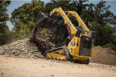 CAT 259D3 Compact Track Loader Review & Full Specs