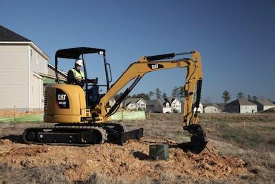 Caterpillar 303.5 Mini Excavator Review & Specs