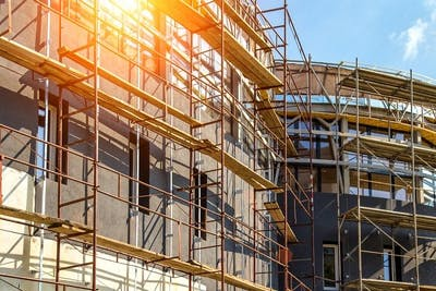 Types of Scaffolding Used in Construction