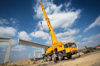 2021 Crane Hire Rates: How much does it cost to rent a crane?