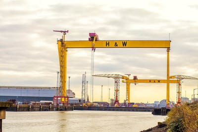 Top 5 World's Biggest Cranes