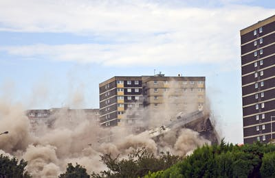 How to Demolish a Building by Implosion