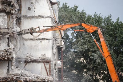 What is Demolition?