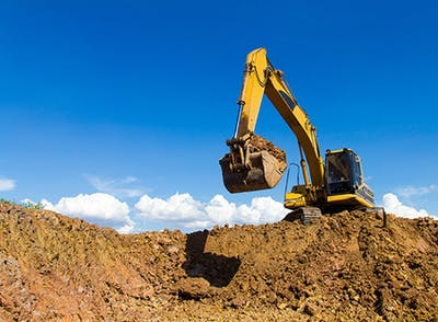 Excavator and Digger Hire Rates Guide