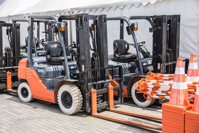 Forklift Hire Rates Guide