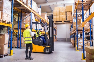 Top 5 Forklift Safety Tips for the Workplace