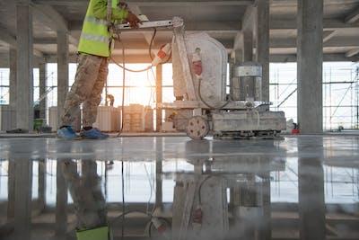 How To Polish Concrete