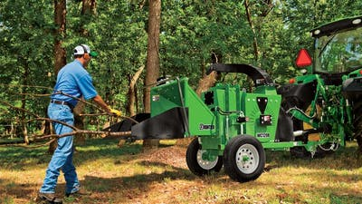 How to Use a Wood Chipper