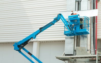 A Guide to Hiring a Knuckle Boom EWP