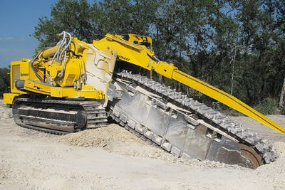 Do you Need a Licence to Operate a Trencher?