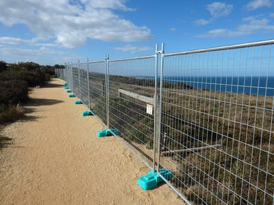 Temporary Fencing: What Does it Cost to Hire Per Meter?