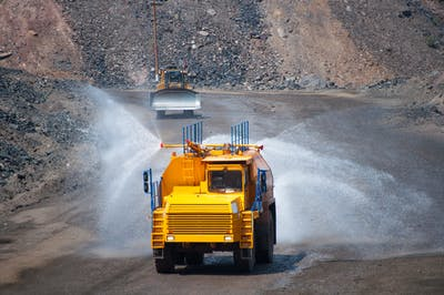 Construction site dust suppression techniques: How to keep dust under control