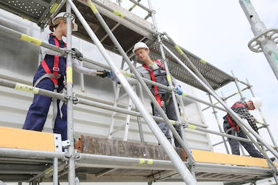 2021 Scaffolding Hire Rates: How much does it cost to rent a scaffold?
