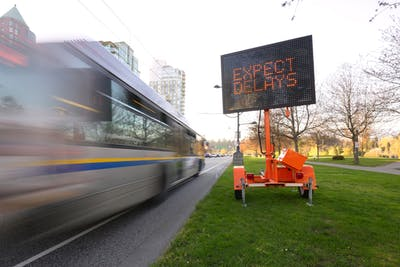 Variable Message Board (VMB) & Traffic Message Board Hire Rates