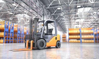 4 Common Forklift Types and Their Functions