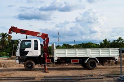 Crane Trucks & Hiab Hire Rates