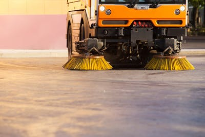 What is a Street Sweeper?