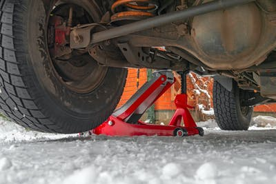 The Different Types of Hydraulic Jacks & How They Work