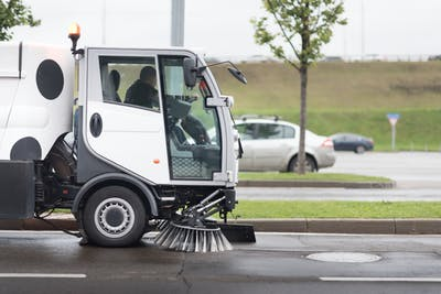 2021 Road Sweeper Hire Rates: How much does road sweeper hire cost?