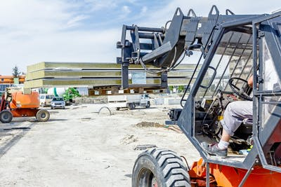 2021 Telehandler Hire Rates: How much does rental cost?