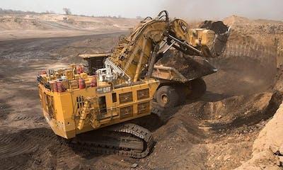 Top 10 World's Biggest Mining Excavators
