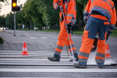 What is Line Marking?