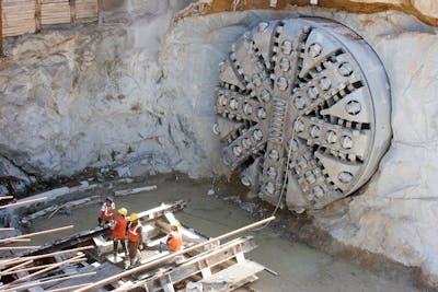 World's Biggest Tunnel Boring Machines